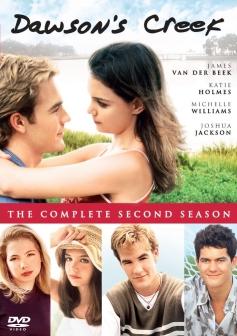 Dawson's Creek (Season 2) DVD